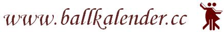 Logo www.ballkalender.cc